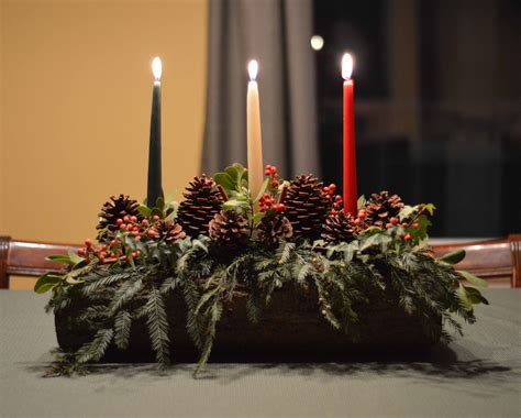 diy yule log tutorial