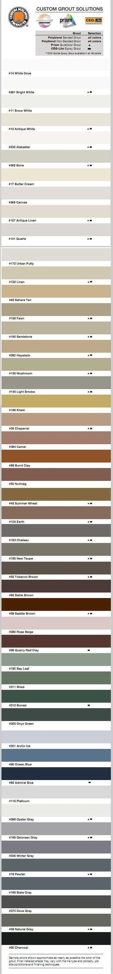 what color grout should i choose for my tile the home depot community