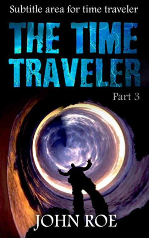 libro time travelling with a sci fi book cover design the time traveler