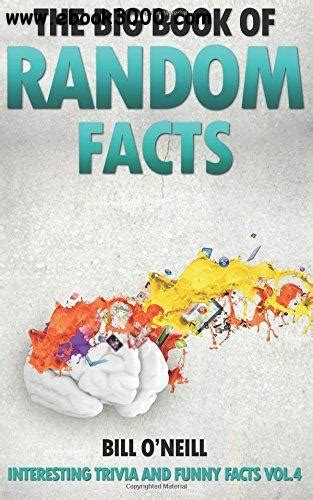 3000 facts about books torrentbit net the big book of random facts 1000