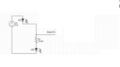 what does a photodiode do arduino photodiode turn digital input pin into 1 with light input electrical