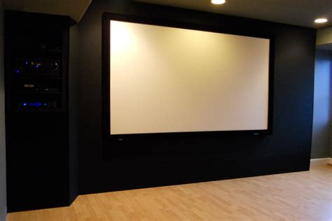 seattle thx select  family room home theater design