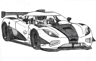 koenigsegg car drawing koenigsegg agera r drawing car coloring pages