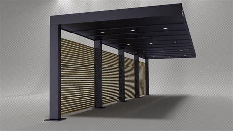 carport metall freitragend freitragendes metall carport bestbauhaus