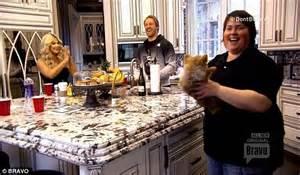 Zolciak Kitchen by Zolciak Copes With Considering