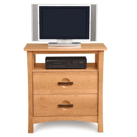 Tv Stand With Drawers by Berkeley Two Drawer Tv Stand Creative Classics