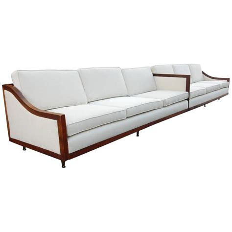 Mid Century Sectional For Sale by Mid Century Modern Sofa Sectional Circa 1960s For Sale At