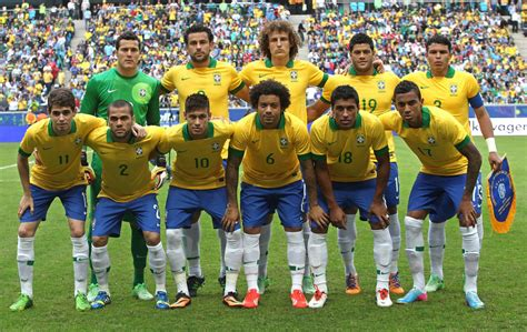 opinions on brazil national football team