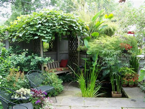 pictures of small backyard gardens 5 amazing small yard garden ideas nlc loans