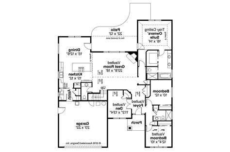 barrington floor plan country house plans barrington 31 058 associated designs