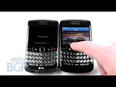 format video blackberry bold 9700 blackberry bold 9700 vs blackberry 9780 boot up comparison
