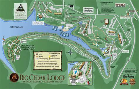 big cedar lodge map milman and brandt clemons s wedding website