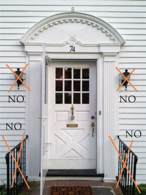 white house front door paint archives elements of style blog