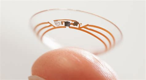 graphene smart contact lenses could give you thermal