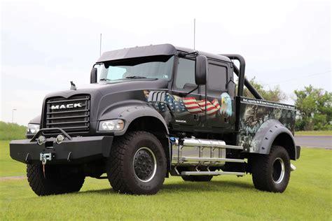 volvo trucks build and price volvo mack unveil ride for freedom trucks