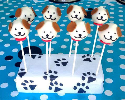 puppy pops classic cake pops baby bea s bakeshopbaby bea s bakeshop