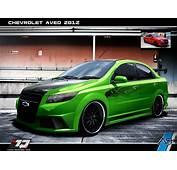 Virtual Tuning Design By ARK Llanes Chevrolet Aveo 2012