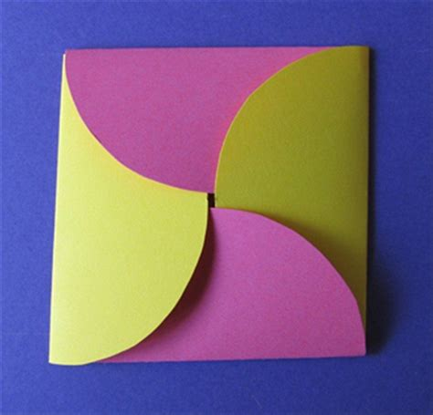 How To Make A Paper Envelope Without - make greeting cards and letters even more special with
