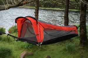 Hammock Tent crua tent hammock hybrid hiconsumption