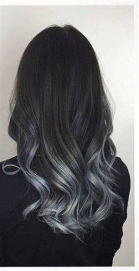 extreme nice black  grey hair styles hairstyles