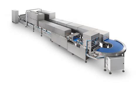 forni industriali per alimenti impianto produzione barrette cereali energetiche