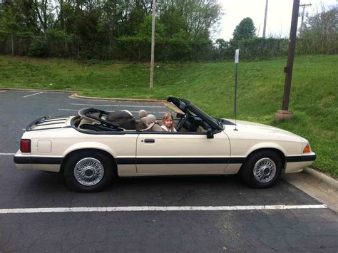 1988 ford mustang gt convertible for sale 1988 ford mustang for sale classiccars cc 660196