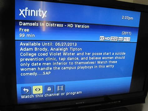 Comcast Search Damsels In Distress Is Free To View For A Limited Time To Xfinity Customers