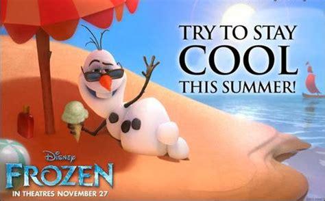 olaf from frozen the movie disney s frozen teaser trailer