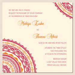 neha letterpress wedding invitation design south asian indian invites invitation