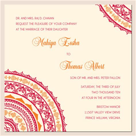 indian wedding invitation background templates modern sle indian wedding invitation cards beautiful designing template design