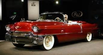 1956 Cadillac Convertible 1956 Cadillac Eldorado Biarritz Convertible