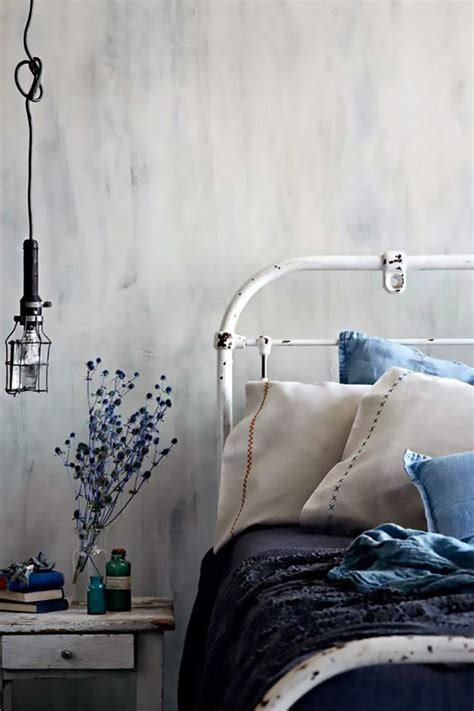 rustic blue bedroom bedroom pinspiration my warehouse home