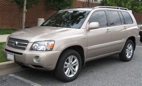 how things work cars 2001 toyota highlander on board diagnostic system file 1st toyota highlander hybrid limited jpg wikimedia commons