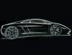 Sketch Of Lamborghini Gallardo Lamborghini Gallardo Lp560 4 Preview Car Design