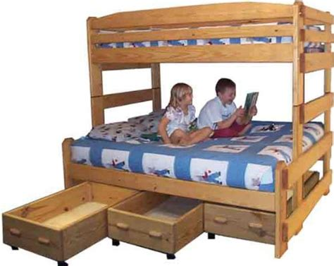 cheap bunk beds  kids  mattress bunk bed plan