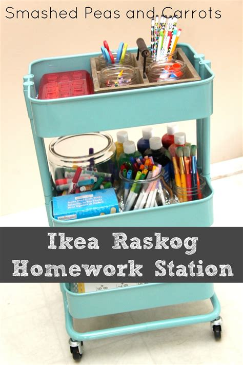 ikea raskog hack 60 crafty ikea hacks to help you save time and money