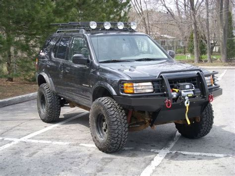 isuzu dmax lifted lifted isuzu rodeo images isuzu