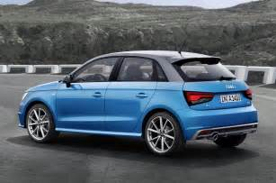 Www Audi A1 New Audi A1 2015 Facelift With Wide Range Of Engine
