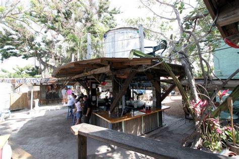 backyard restaurant key west florida memory outdoor bar of the blue heaven restaurant