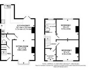 Kitchen Extension Floor Plans 1930s Semi Detached House Extension Google Search