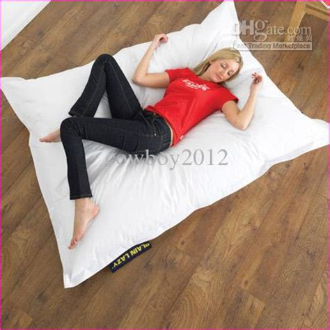 How Big Is A Pillow by 2017 Large Size Beanbag Sleeping Cushion Big