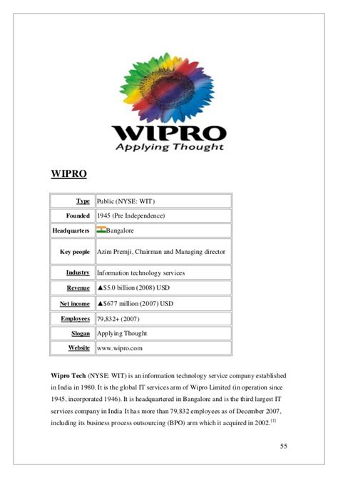 Offer Letter Wipro Sle Best Recruitment Strategies