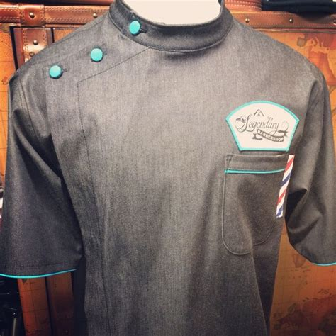 barber smocks 184 best uniforms images on pinterest restaurant