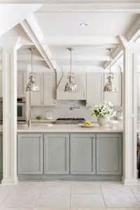 Grant Cabinet Hardware Two Tone Kitchen Cabinet Ideas The Ugly Duckling House