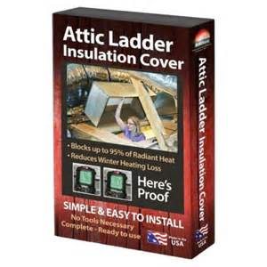 Pull Down Stairs Insulation by Reach Barrier Air Double Reflective Pull Down Attic Ladder