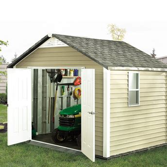 build  ready  assemble storage shed  rona