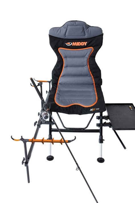 Recliner Chairs 100 by Middy Mx 100 Pole Feeder Recliner Chair Chapmans Angling