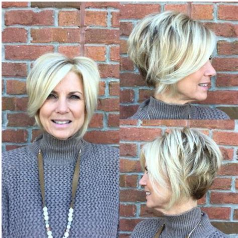 piecey lalyered hair cuts for women over 50 90 classy and simple short hairstyles for women over 50