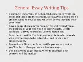 Tips On Writing A Conclusion For An Essay by Tips On Writing Creative Essays Creative Writing 101