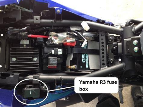 yamaha majesty fuse box location wiring diagram